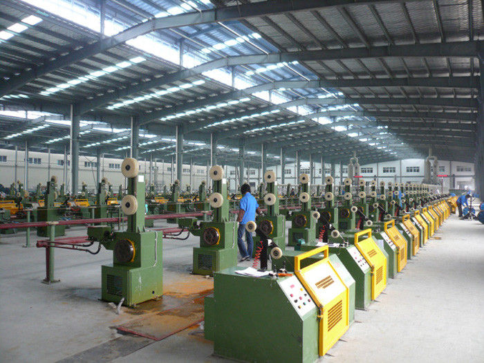 Steel Bar Reinforcing Concrete Welded Wire Mesh Machine Servo Motor Feeded